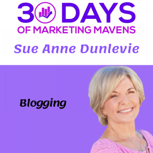 30 Days - Sue Ann Dunlevie