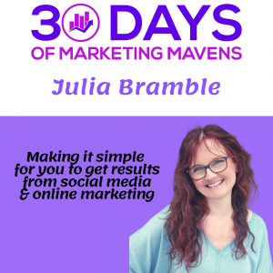 30 Days Julia Bramble